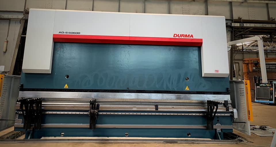 CNC Press Break Machine 600t 6m